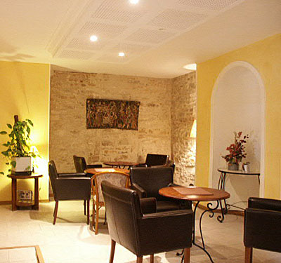 intérieur Hostellerie